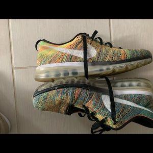 Men's Nike Air Max flyknit